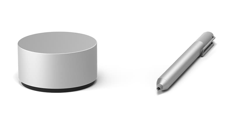surface dial e pen