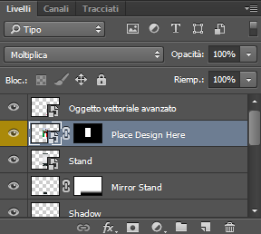 livello intelligente mockup