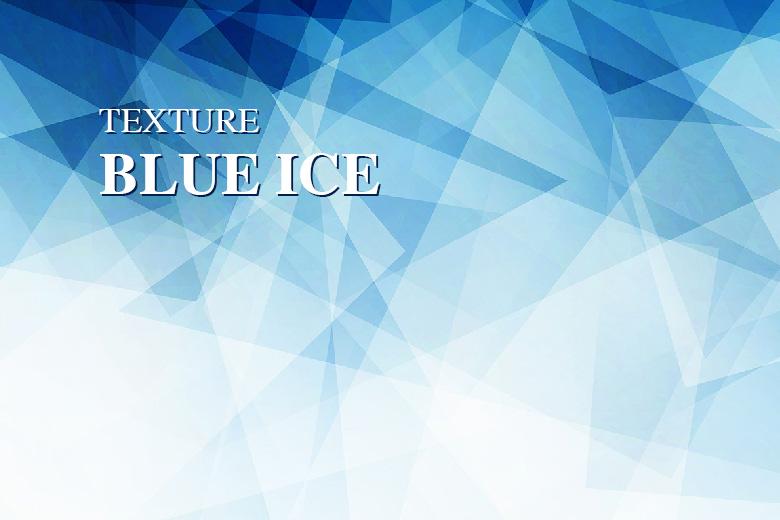 Texture blu ice
